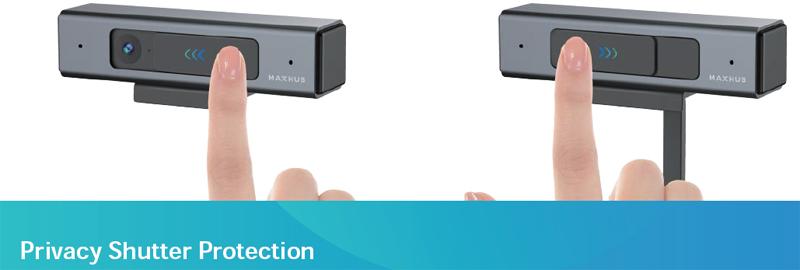 Camera UC W10 Full HD USB Conference tích hợp 2 micro (3)