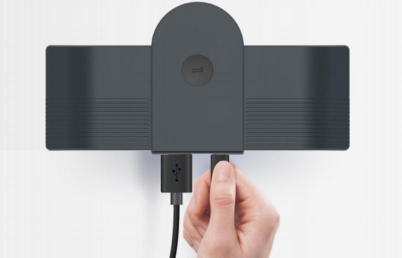 Camera USB hội nghị maxhub UC M30 nét 4K 2 mic 4m (4)