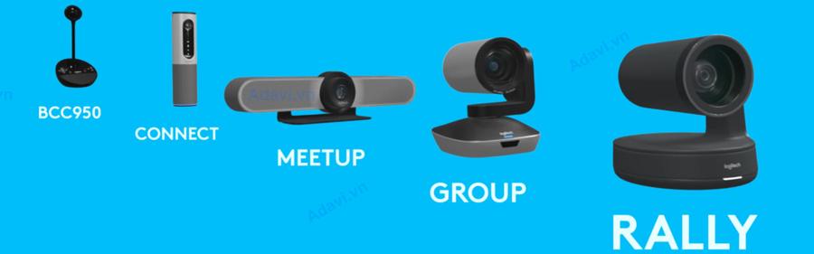 Logitech Video Conference camera speaker