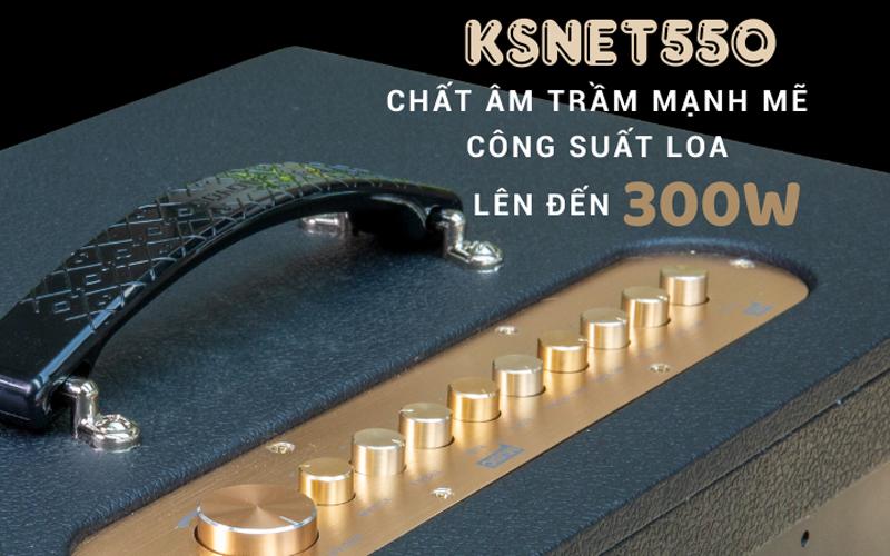 dan loa di dong beatbox ksnet550 (4)