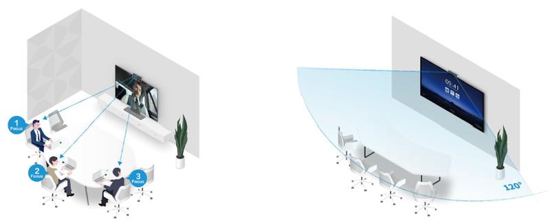 thiết bị hội nghị trực tuyến Maxhub UC S10 tích hợp camera vs micro và loa (1)
