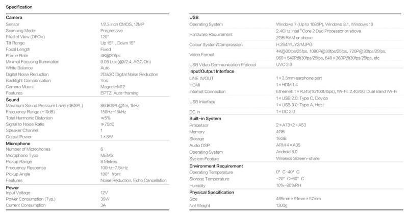 thiết bị hội nghị trực tuyến Maxhub UC S10 tích hợp camera vs micro và loa (9)